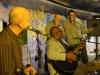 Abrissfest – Bluesmusiker Dieter Gasde und L.A.Exson zusammen mit der Beatboxcrew 4XSample – Musik verbindet