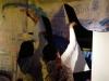 Abrissfest – Mit Scheren und Messern wird die Mauer zerlegt