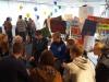 Die Ausstellung als Erfahrungsraum für Schulklassen – Diskussion in kleinen Gruppen