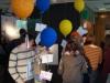 Zukunftswünsche an Wunschballons