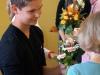 Erzählcafé im Elisabeth-Gymnasium – Eisenach – Dank an die Zeitzeugen Dieter Gasde und Frau Heilemann-Klemm