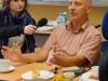 Erzählcafé im Elisabeth-Gymnasium – Eisenach – Gespräch mit Dieter Gasde