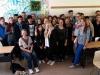 Erzählcafé in der Kath. St. Marien-Oberschule – Berlin - Gespräch mit Frau Östreich und Frau Inwinkl