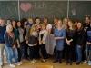 Erzählcafé in der Medizinischen Fachschule _Dr. Siegfried Wolf__ Erzieher – Eisenach, Zeitzeugin Frau Stückrad