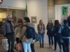 Spontane Gespräche über Demokratie vor dem Kaufhaus C&A ...