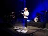 """Ostrocklegenden - wenige Textzeilen aus """"Die wunderbaren Jahre"""" von Reiner Kunze werden zwischen den Liedern von Schülerinnen vorgetragen"""