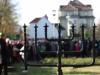 Auf dem Synagogen-Gedenkplatz
